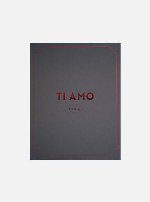 TVXQ! TI AMO PHOTO BOOK