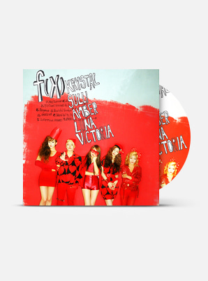 f(x) The 1st Album Repackage - Hot Summer