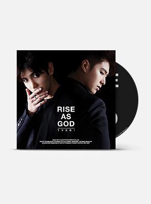 TVXQ!  Special Album - RISE AS GOD