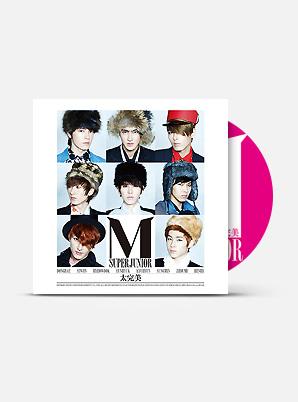 SUPER JUNIOR-M The 2nd Mini Album - 太完美