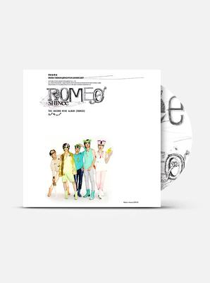 SHINee The 2nd Mini Album - ROMEO