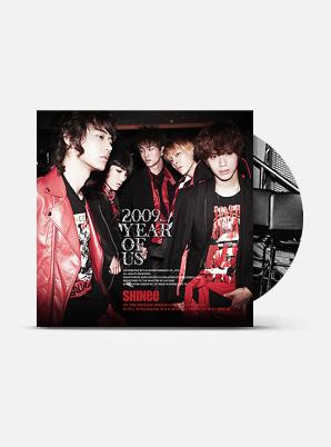 SHINee The 3rd Mini Album - 2009, Year Of Us