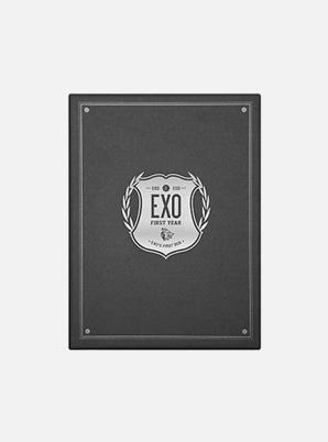 EXO EXO'S FIRST BOX DVD