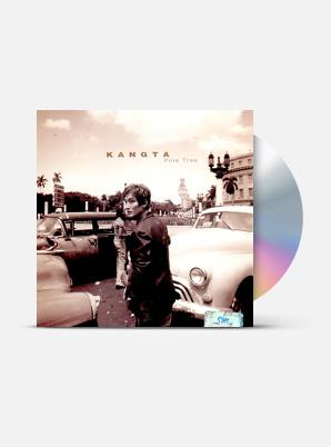 KANGTA The 2nd Album - Pine Tree
