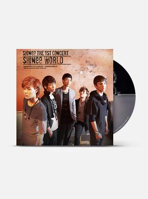 SHINee The 1st Asia Tour Concert Album - SHINee World