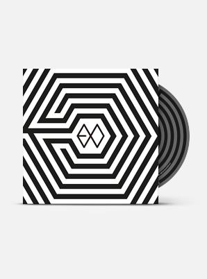 EXO-M  The 2nd Mini Album - Overdose (Chn Ver.)