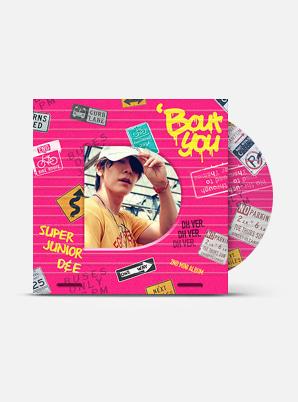 SUPER JUNIOR-D&E The 2nd Mini Album - 'Bout You (D Ver.)