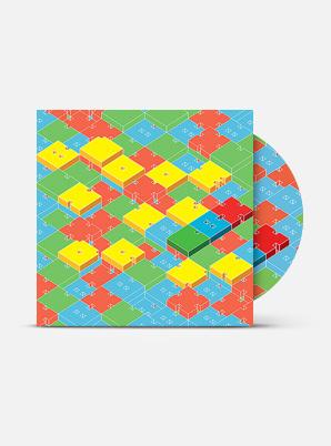 EXO-CBX The 2nd Mini Album - Blooming Days (Random cover ver.)