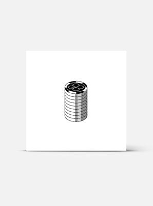 EXO The 3rd Album Repackage - Lotto (Kor Ver.) (Kihno Kit)