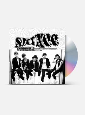 SHINee The 1st Album - The SHINee World (B Ver.)