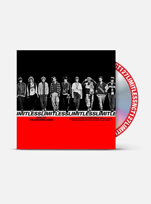 NCT 127 The 2nd Mini Album - NCT#127 LIMITLESS