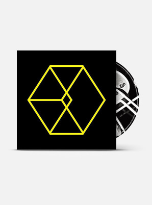 EXO  The 2nd Album Repackage - LOVE ME RIGHT (Chn Ver.)