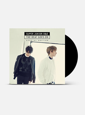 SUPER JUNIOR-D&E THE BEAT GOES ON (Special Edition)