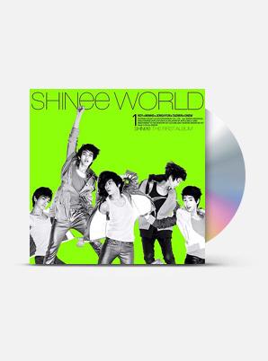 SHINee The 1st Album - The SHINee World (A Ver.)