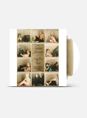 SUPER JUNIOR The 6th Album - Sexy, Free & Single (B Ver.)