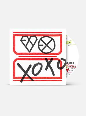 EXO The 1st Album - XOXO (HUG Ver.)