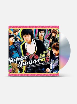 SUPER JUNIOR The 1st Album - Super Junior 05