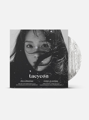 TAEYEON The Winter Album - This Christmas : Winter is Coming