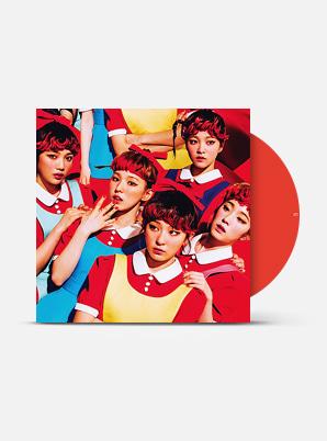 Red Velvet The 1st Album - The Red