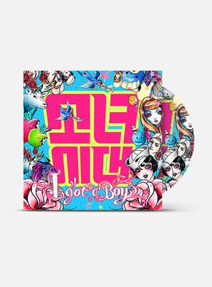GIRLS' GENERATION The 4th Album - I GOT A BOY