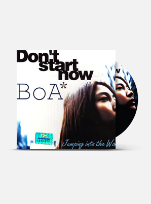 BoA  The 1.5th Album - Don't Start Now : Jumping Into The World