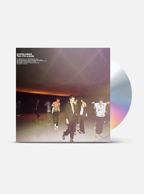 SUPER JUNIOR The 4th Album - 미인아 (B Ver.)