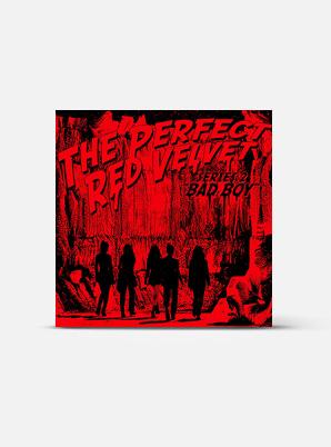 Red Velvet The 2nd Album Repackage - The Perfect Red Velvet (Kihno Kit)
