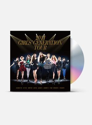 GIRLS' GENERATION 2011 Girls' Generation Tour