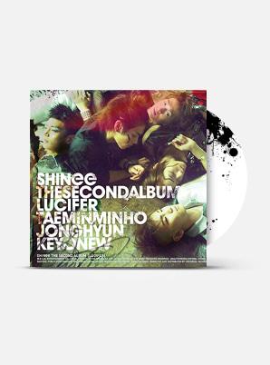 SHINee The 2nd Album - LUCIFER (A Ver.)