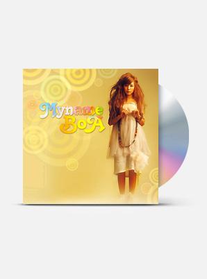 BoA The 4th Album - My Name