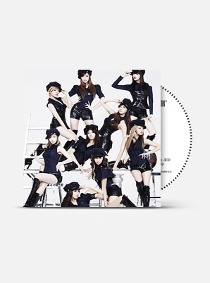 GIRLS' GENERATION The 3rd Album - Mr.Taxi