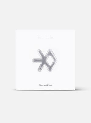 EXO 2016 Winter Special Album - For Life (Kihno Kit)