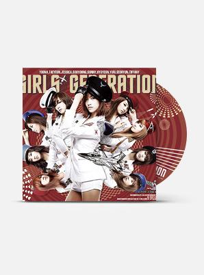 GIRLS' GENERATION The 2nd Mini Album - 소원을 말해봐 (Genie)