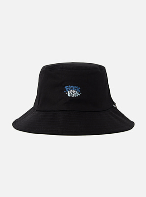 NCT 2018 NCT POPUP BUCKET HAT - BLACK ON BLACK