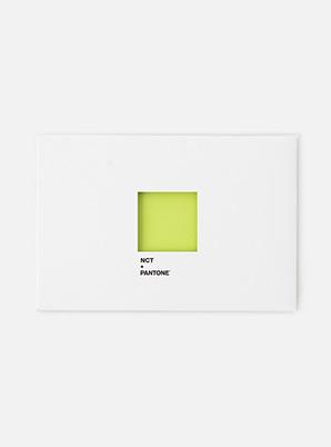 [PANTONE SALE] NCT  SM ARTIST + PANTONE™ POST CARD