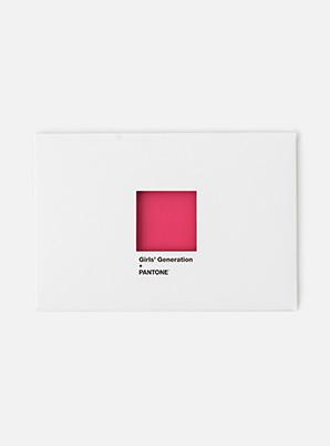 [PANTONE SALE] GIRLS' GENERATION  SM ARTIST + PANTONE™ POST CARD