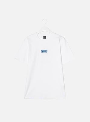 NCT 2018 NCT POPUP T-SHIRT - BLACK ON BLACK