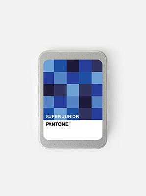 [PANTONE SALE] SUPER JUNIOR  SM ARTIST + PANTONE™ CHEWING GUM