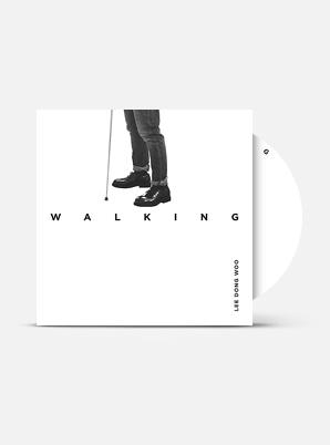Lee, Dong Woo The 2nd Album - Walking