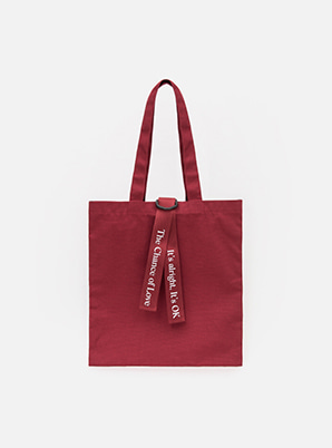 TVXQ! ECOBAG - The Chance of Love