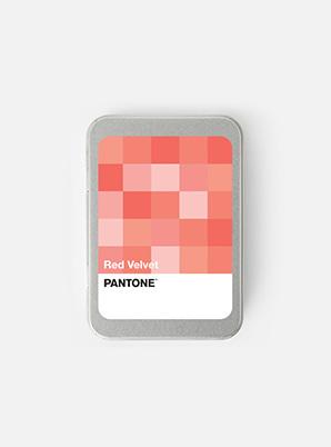 [PANTONE SALE] Red Velvet  SM ARTIST + PANTONE™ CHEWING GUM