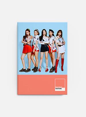 [PANTONE SALE] Red Velvet  SM ARTIST + PANTONE™ PHOTO NOTE