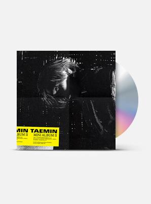 TAEMIN The 2nd Mini Album - WANT