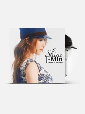 J-Min The 1st Mini Album - Shine