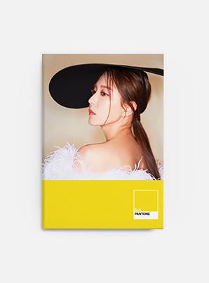 [PANTONE SALE] BoA  SM ARTIST + PANTONE™ PHOTO NOTE