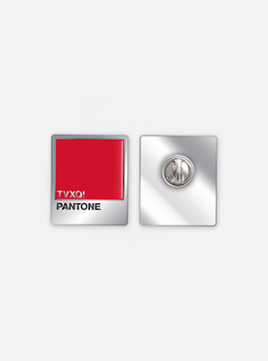 [PANTONE SALE] TVXQ!  SM ARTIST + PANTONE™ DIY PIN