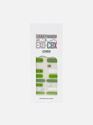 EXO-CBX NAIL STICKER