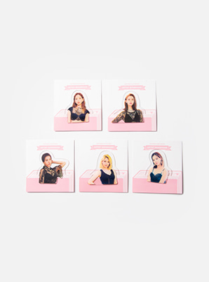 GIRLS' GENERATION-Oh!GG BOOKMARK - Lil' Touch