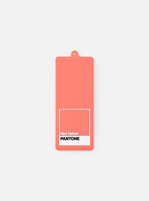 [PANTONE SALE] Red Velvet  SM ARTIST + PANTONE™ LUGGAGE NAME TAG