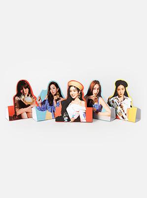 [MUGI BOX &P!CK] Red Velvet HOLOGRAM PHOTO CARD SET - Summer Magic
